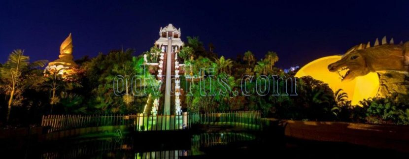 Siam Park Tenerife celebrates its 9th anniversary in all its glory
