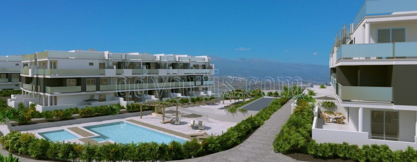 If you want to buy an apartment in the south of Tenerife, Las Terrazas II apartments for sale in south Tenerife are the best option.