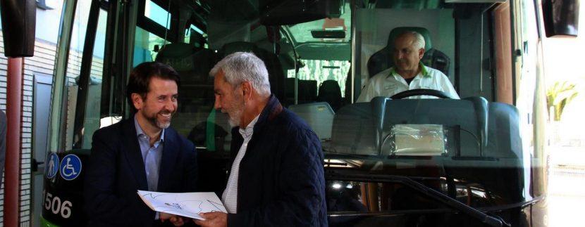 Tenerife bus - improvements in TITSA Tenerife bus service announced