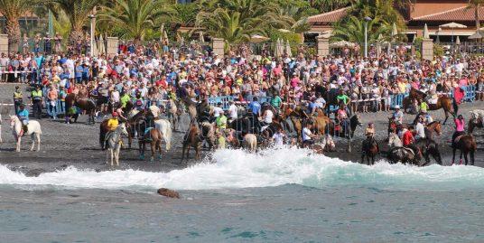 Adeje San Sebastian 2019 celebrations