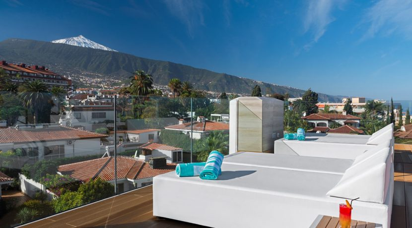 Puerto de la Cruz (Tenerife) has a 'new' four-star hotel for adults only