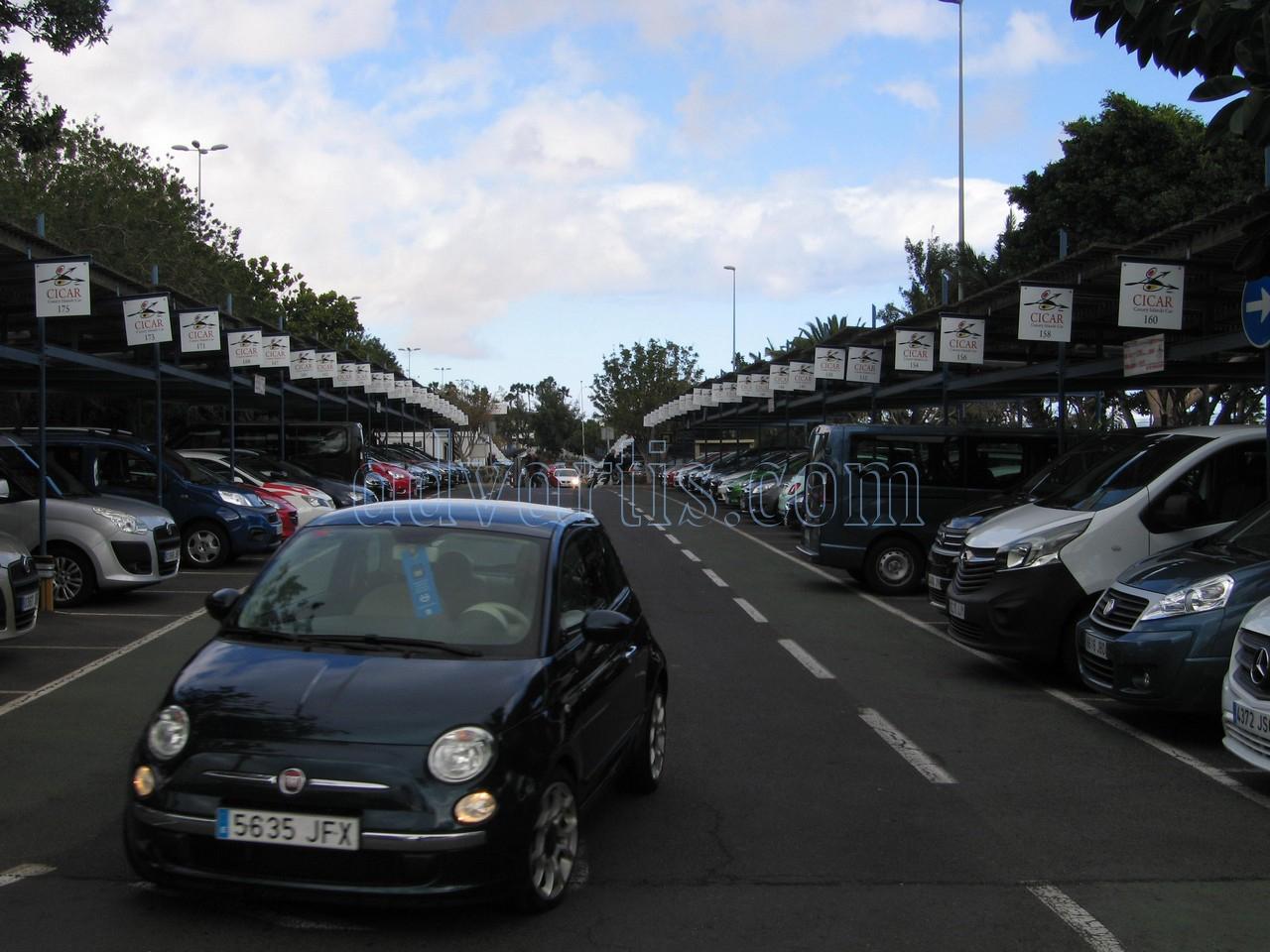 Car Rent Tenerife Airport