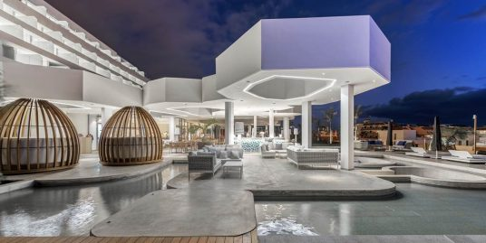 Royal Hideaway Corales Resort Tenerife the best new hotel in 2018