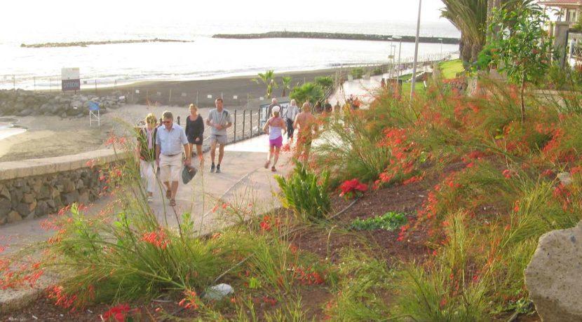 El Beril new beach in Costa Adeje will be inaugurated April 23 2018