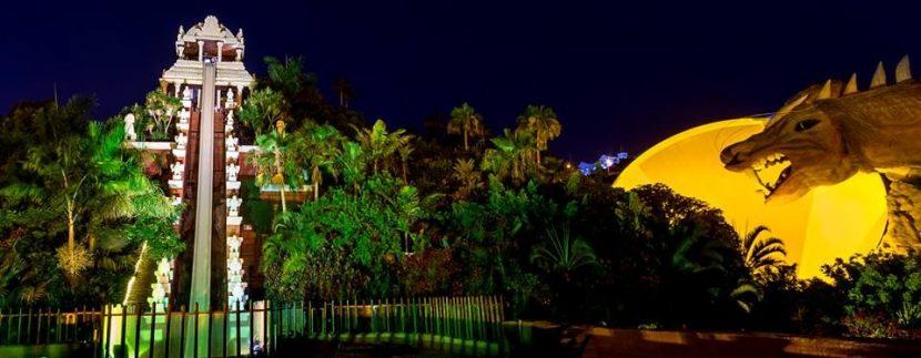 Siam Park Tenerife magical summer Siam Nights 2018