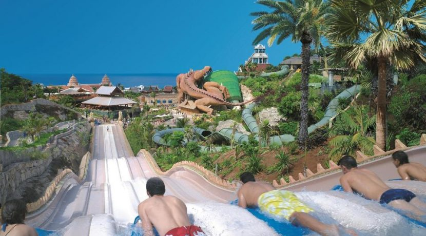 Siam Park Tenerife best water park in the world for the fifth year