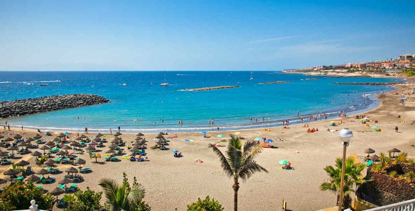 In 2017 Tenerife was the most chosen island for tourists with children