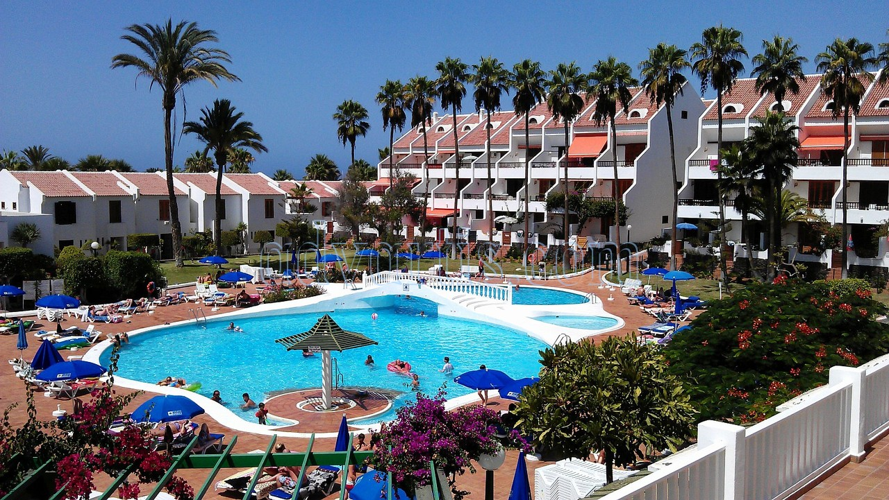 2 bedroom apartment for sale in Parque Santiago 2, Playa de Las Americas, Tenerife