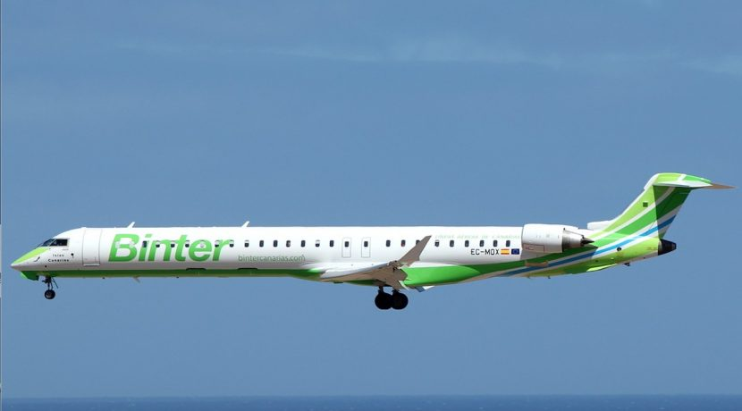 Binter new route between Vigo and Tenerife North starts october 2018