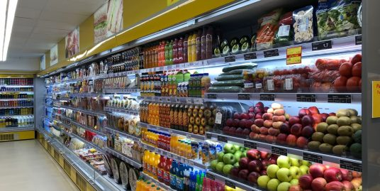 HiperDino opens a supermarket in the area of the sports marina in Los Gigantes