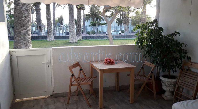 Studio apartment for sale in Costa del Silencio Tenerife