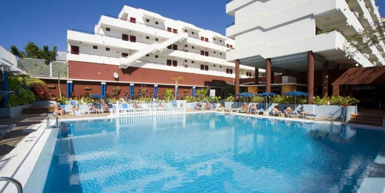Studio apartment for sale in Udalla Park Las Americas Tenerife