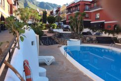 Townhouse for sale in residencial Jardin Botanico, Adeje, Tenerife