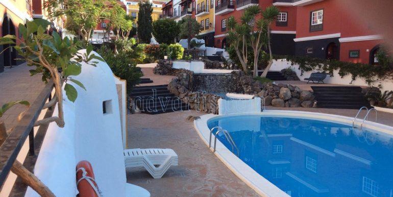 Townhouse for sale in residencial Jardin Botanico, Adeje, Tenerife