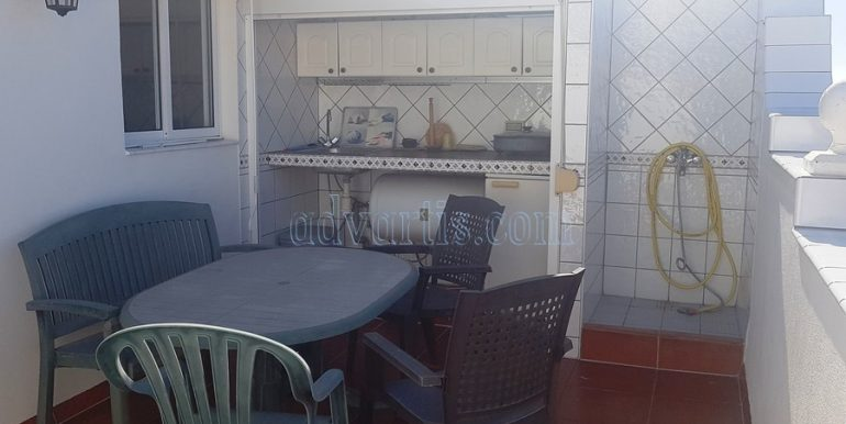 Townhouse for sale residencial Jardin Botanico Adeje Tenerife