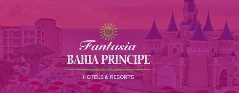 Fantasia Bahia Principe Tenerife 5 star hotel inauguration 2018