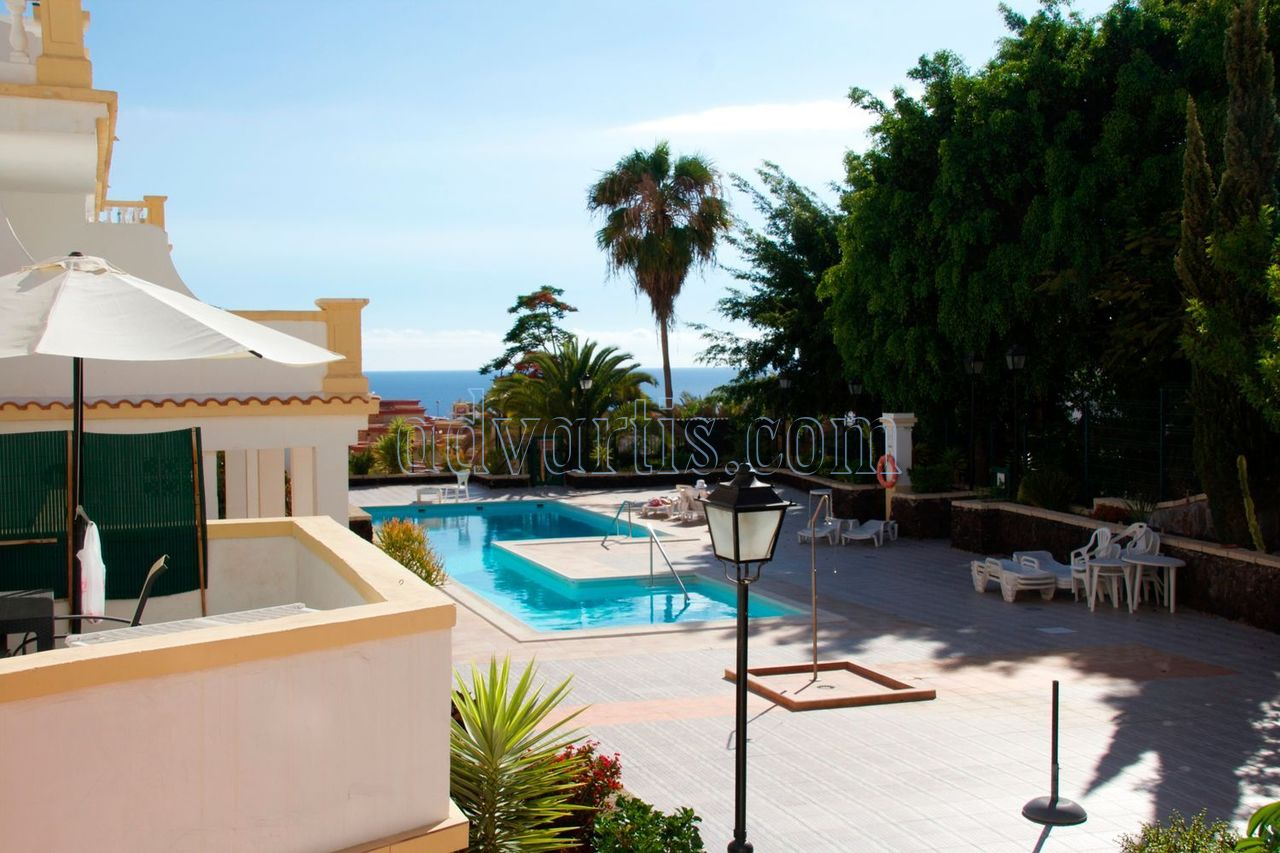 Studio apartment for sale in Windsor Park, Tenerife €132.500