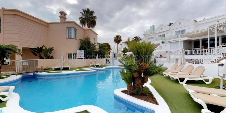 1 bedroom apartment for sale Playa de Fanabe Adeje Tenerife