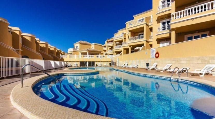 Duplex apartment for sale in Playa del Duque Tenerife