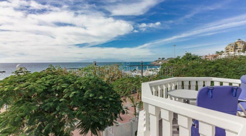 Exclusive seafront villa for sale in Tenerife Costa Adeje