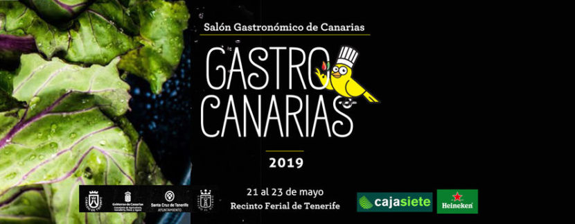 GastroCanarias 2019 Food Fair in Tenerife 21 May 2019 - 23 May 2019