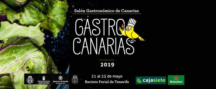 GastroCanarias 2019 Food Fair in Tenerife 21 May 2019 - 23 May 2019