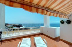 Oceanfront apartment for sale in Tenerife Puerto de Santiago