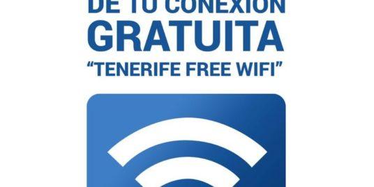 Tenerife 2030 network of 61 free wifi points for 537,000 euros