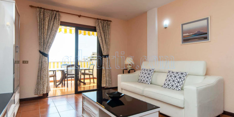 1 bedroom holiday apartment for rent in Los Cristianos, Tenerife, Spain