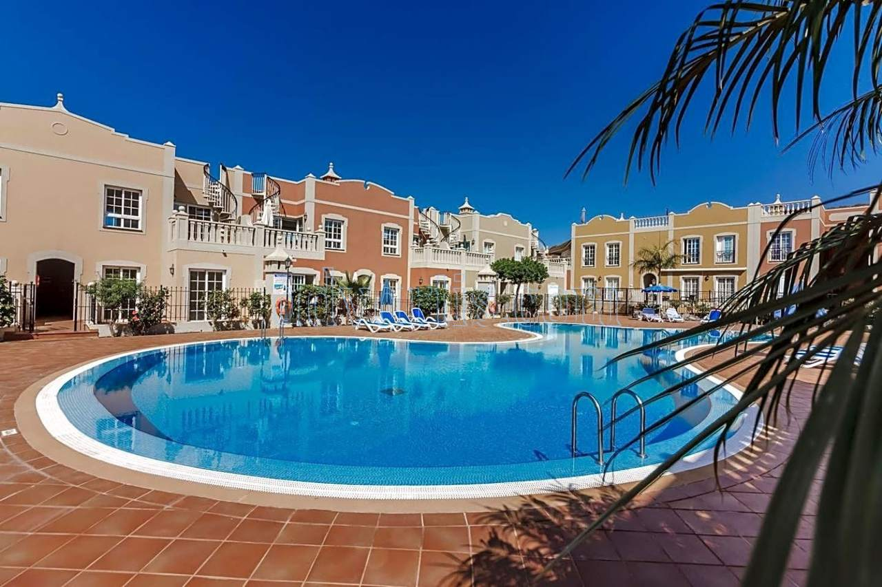 Beautiful 1 bedroom apartment for sale in Palm Mar ...