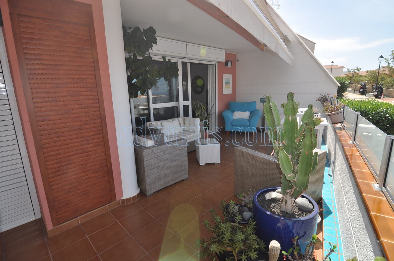 2 bedroom apartment for sale in Roque del Conde, Costa Adeje, Tenerife €290.000