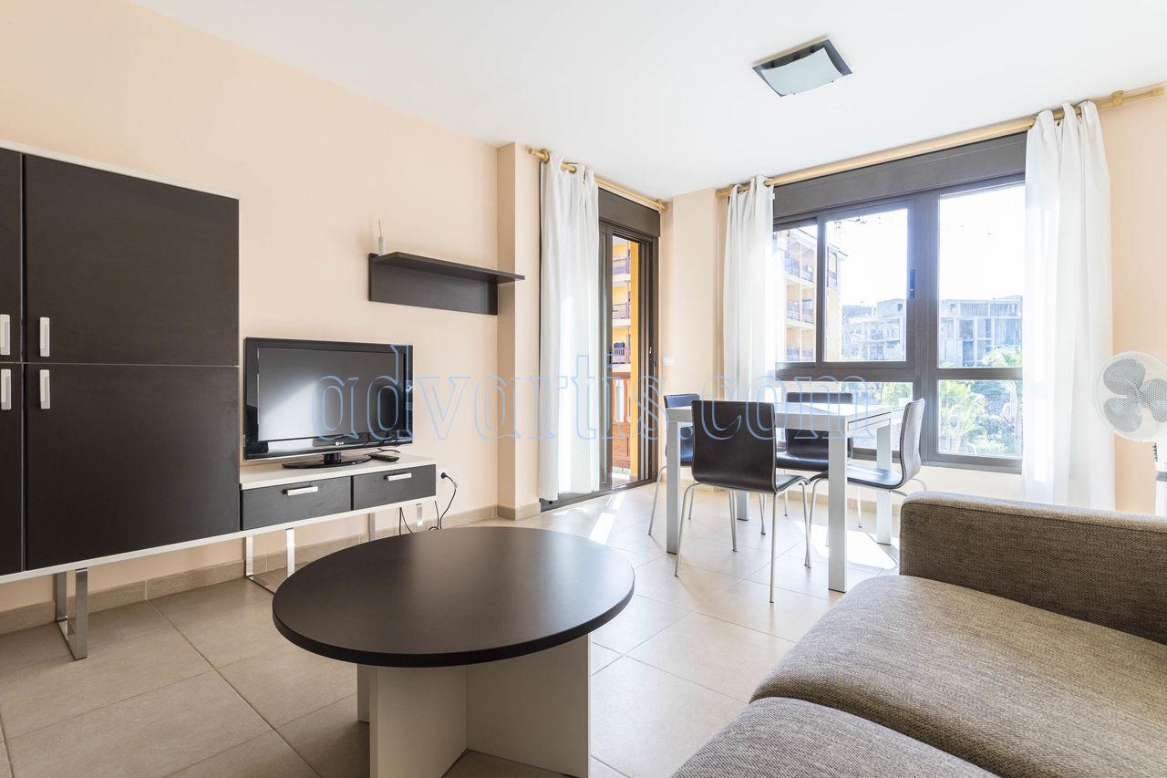 1 bedroom apartment for sale in El Mocan del Palm Mar, Tenerife €149.000