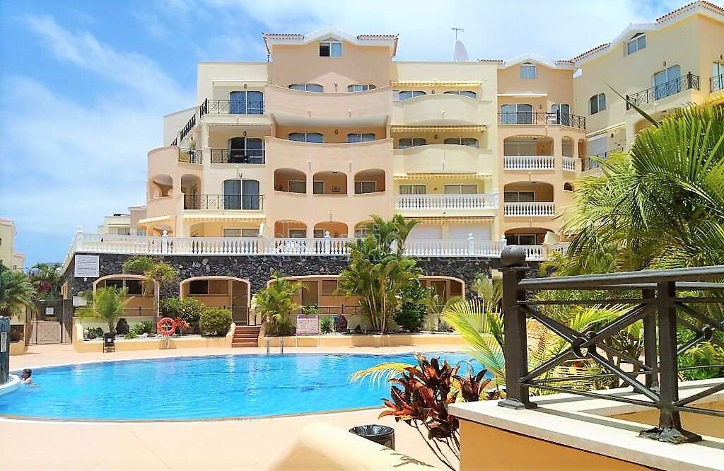 1 bedroom apartment for sale in Los Cristianos, Tenerife €252.000