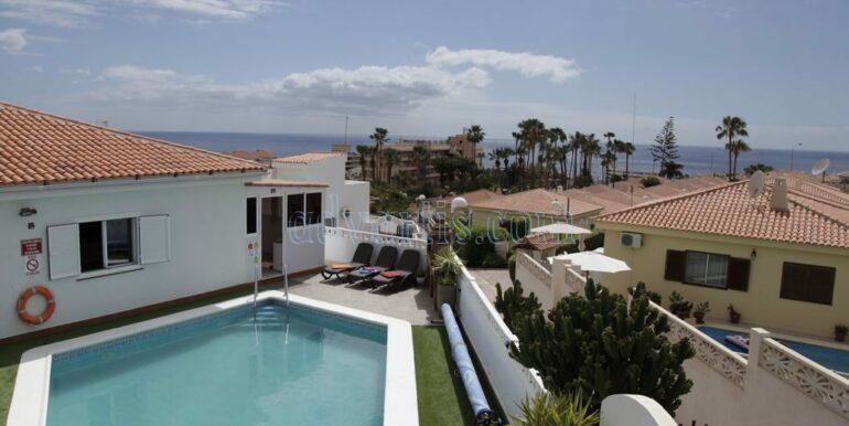 4 bedroom villa for rent in Tenerife Callao Salvaje Spain