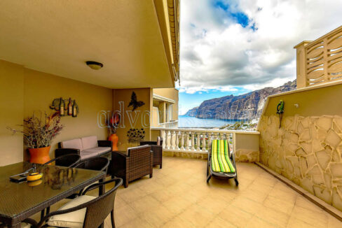 2 bedrooms apartment for sale in Los Gigantes, Tenerife