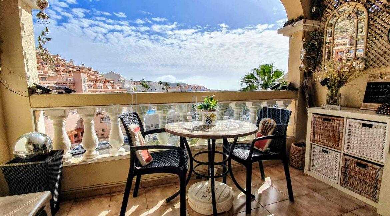 Studio apartment for sale in Los Cristianos, Tenerife