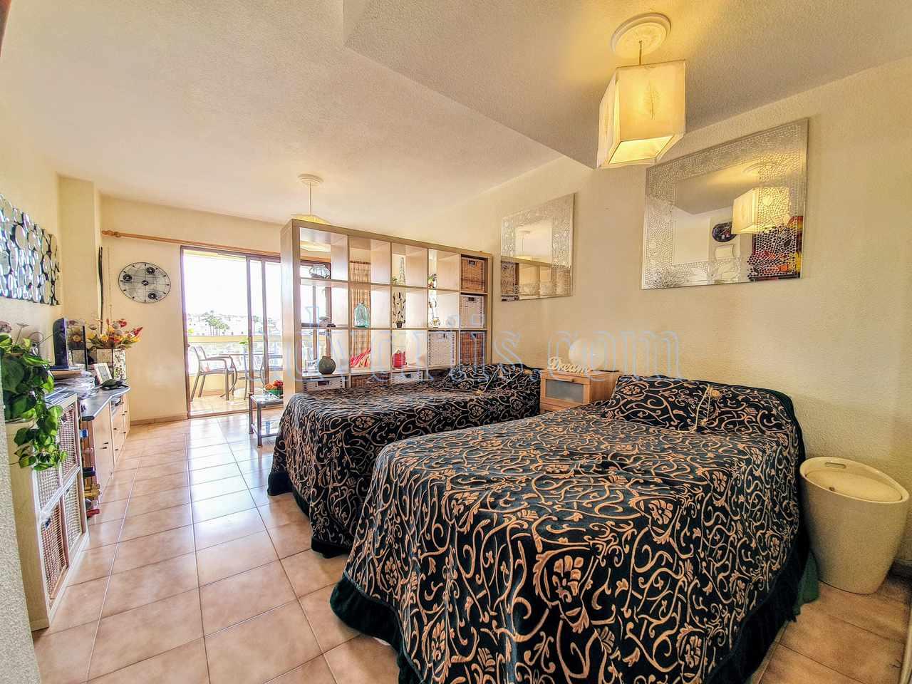 Studio apartment for sale in Los Cristianos, Tenerife €139.950
