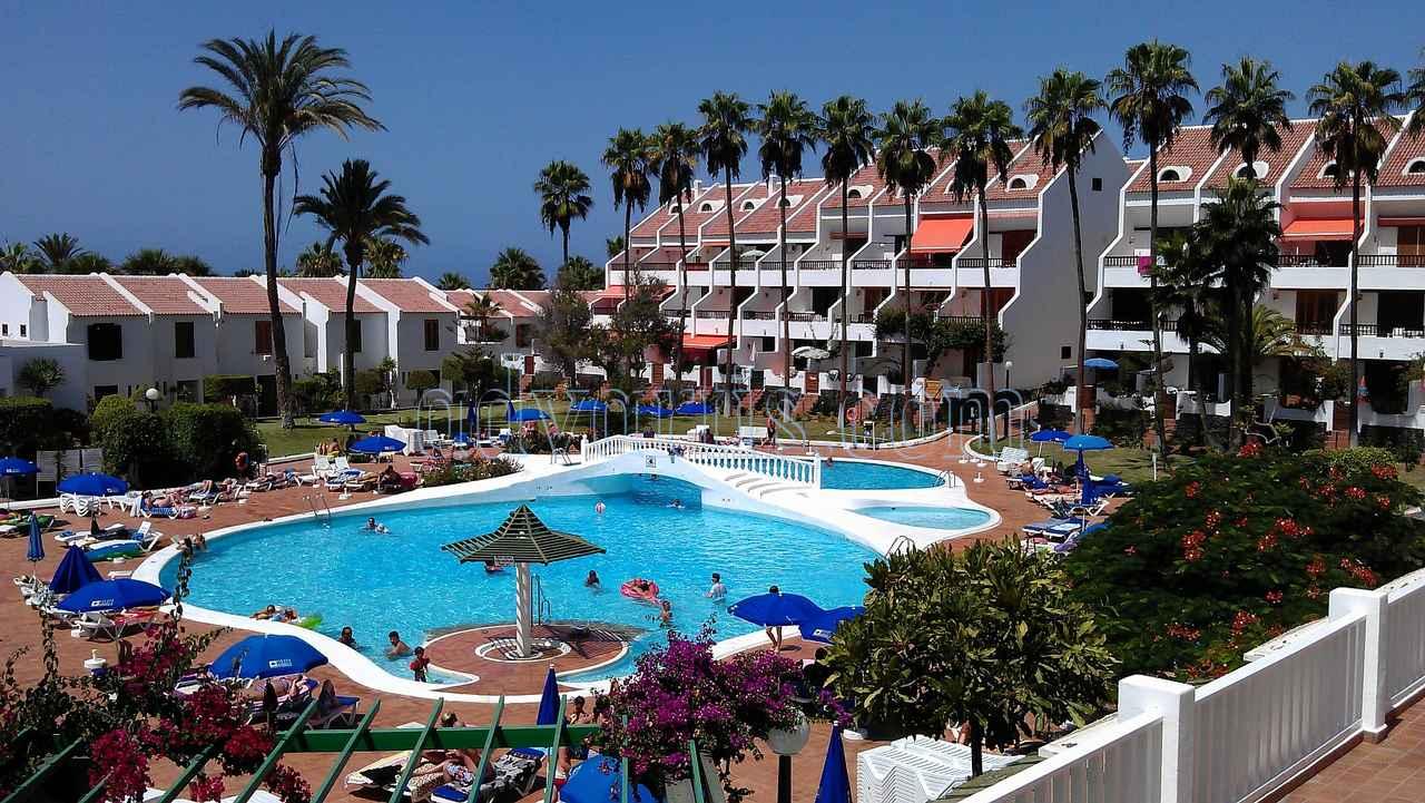 1 bedroom apartment to rent in Parque Santiago II, Tenerife
