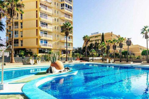 1 bedroom apartment for sale in Torres de Yomely Las Americas Tenerife