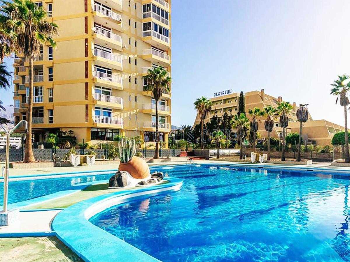1 bedroom apartment for sale in Torres de Yomely complex, Las Americas, Tenerife